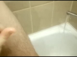 Step-mother interrupts my bathroom