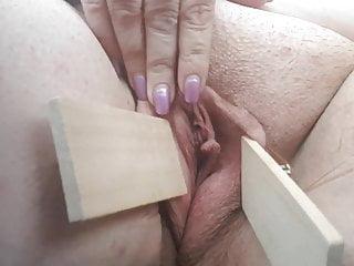 Pussy agony