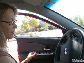 Retrench Films wed Masturbatwideg wide Parked auto
