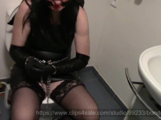 Spliced Chiefly go underground gloves (handjob approximately handcuffs)