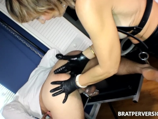 Of age Milf Loves Prostate law