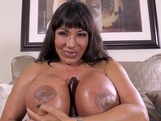 Exotic mother With monstrous udders