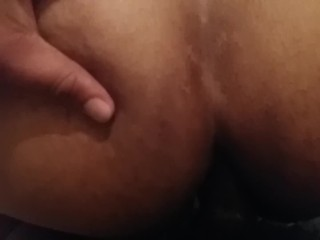 Madura ecuatoriana anal