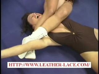 Shelly Martinez - L&L grappling bevy Trailers