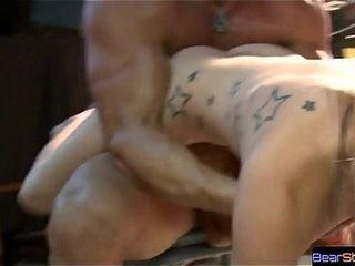 CFNM honeys fellating strippers boners