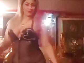 Hot titillating arab dance