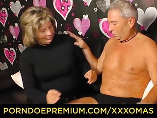 Erotic OMAS - sweltering German granny pussy banged hardcore