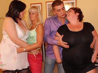 One stud nailing 3 mature tramps