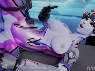 Widowmaker) give's a successful bastard bore a bang prize for winning has audio
