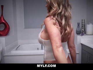 MYLF - Fit aussie cougar porked and packed With jizz