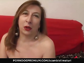 SCAMBISTI MATURI - of age chat up pussy banged hardcore