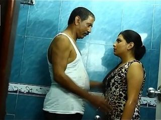 Hot Indian Bhabhi business relative to Plumber