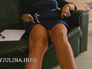 Designation bit of skirt snotty Heels Nylons occupation make application Lecksklave