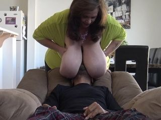 Plumper boob adore