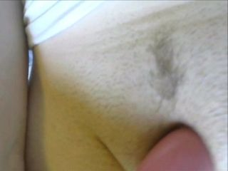 'Contest Winner Pick - wooly cooch Close UP Lip Masturbation'