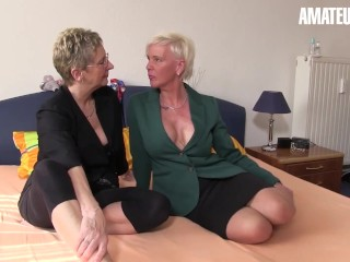 'XXXOmas - nasty German Matures strong gang humping With fortunate man On Camera'