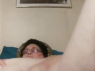 Yankee grandmother fingerblasting