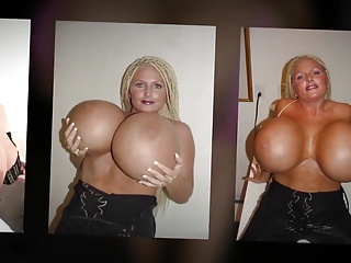 Huge Fake Tits Slideshow I (Massive)