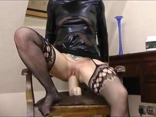 Irregular milf plus tremendous dildo 03