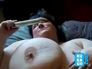 Inexperienced plus-size (Fat Tits)