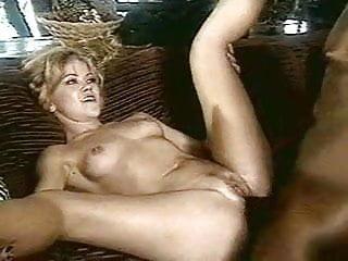 Platinum-blonde cheating bangs big black cock bull gets facial cumshot KOLI
