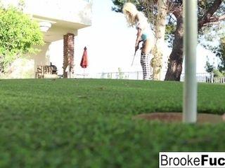 'Brooke Brand & Olivia Halloween pulverize!'