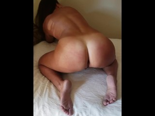 Cougar slapped and porked for Facetime acquaintance