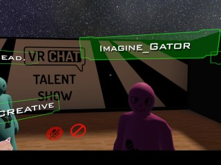 Qwonk (famous VRChat player) gets his badonkadonk qwonked