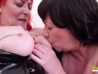 'OldNannY brit nymphs in sapphic hump Adventure'