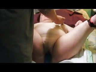 Vet aged anus increased by pussy