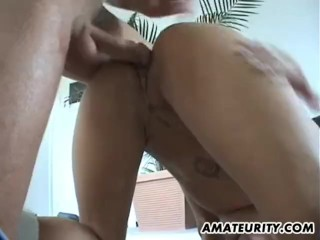 Huge-titted mature milf torn up by youthfull