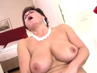 Brilliant mature tart mother with raw twats