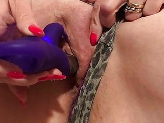 My grown-up pussy squirting