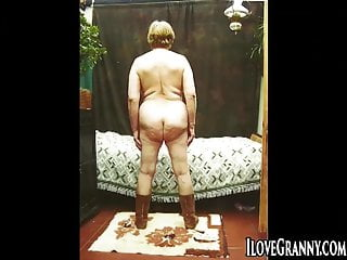 ILoveGrannY clumsy Homemade Pictures Compilation