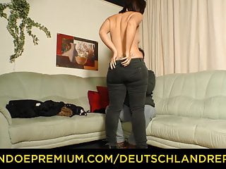 DEUTSCHLAND REPORT - all-natural bootylicious honey likes rock-hard bang-out