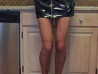Fundelight in shining Leather