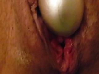 Pulsating muff ejaculation