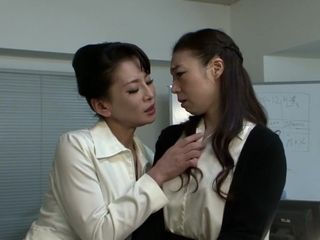 Best asian model in best pussy eating, Mature JAV pin