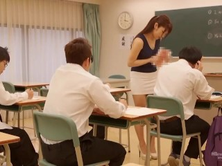 Japanese teacher's sexual relations